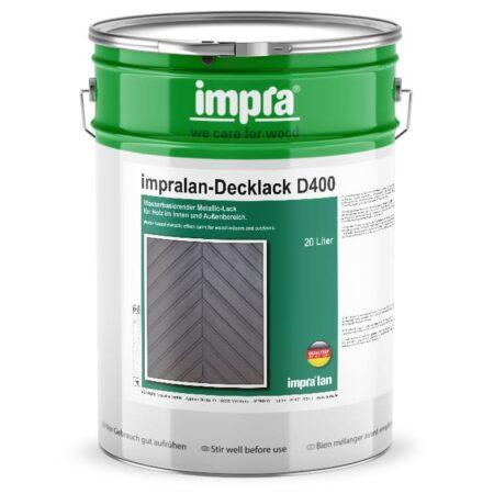 Лак металік impra lan decklack D400