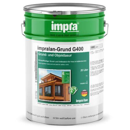 Фінішний ґрунт-пропитка impra lan grund G400